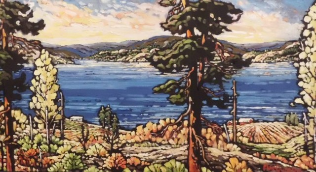 Local Artist: Glenda MacQuarrie