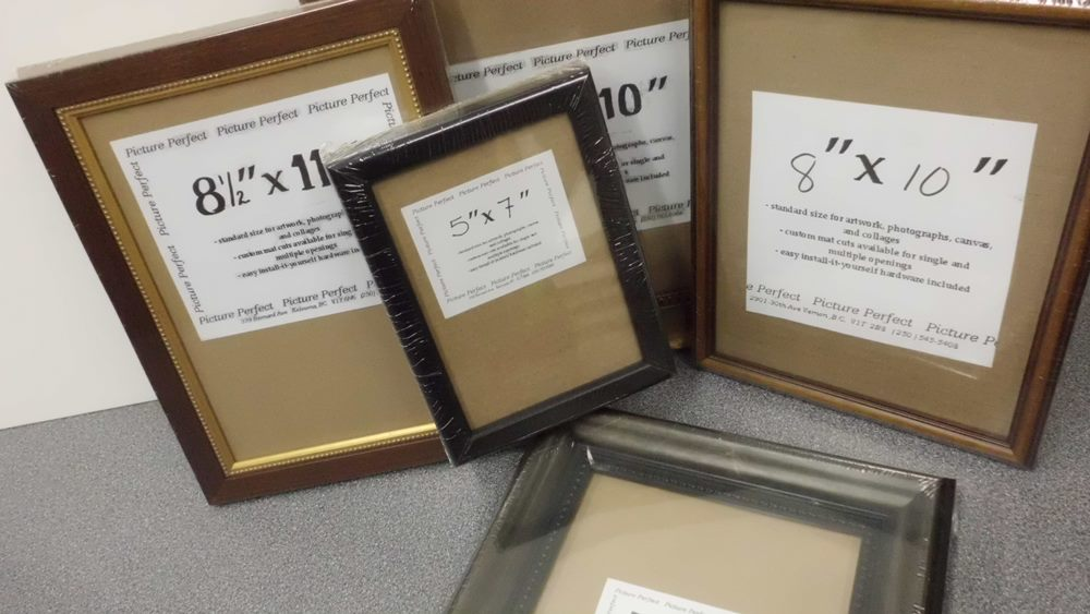 Ready-made Frames & Shadow Boxes