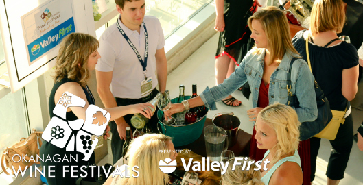 Okanagan Wine Festival at Picture Perfect May 3 2014