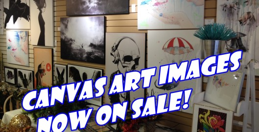 canvas sale