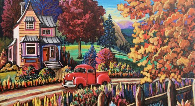 Local Artist: Anita Skinner